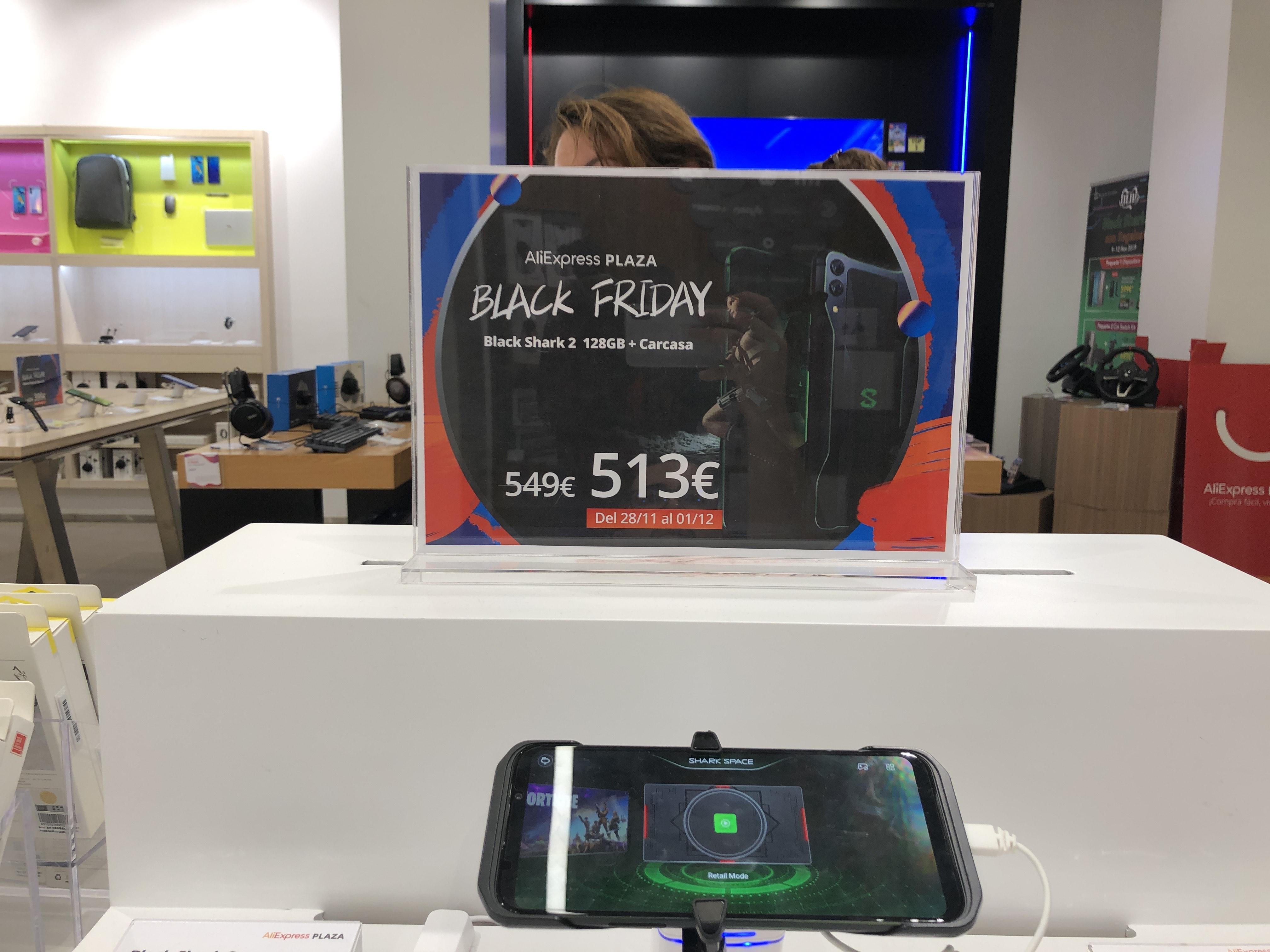 BlackShark 2 128gb + Carcasa