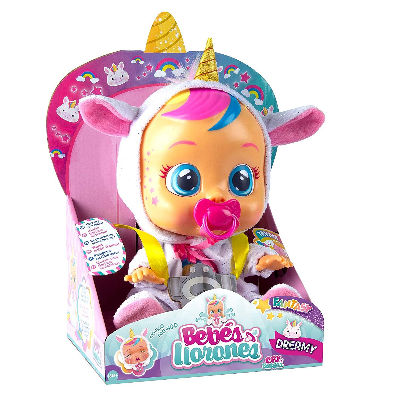 IMC Toys Muñeca Bebés Llorones