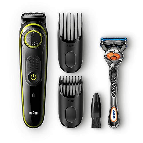 Braun BT3041 - Recortadora de Barba y Cortapelos