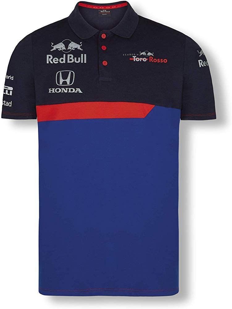 Polo oficial Toro Rosso 2019