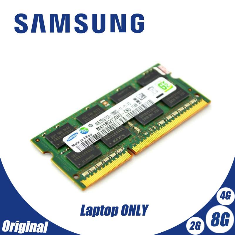 Ram Samsung sodimm DDR2 y DDR3