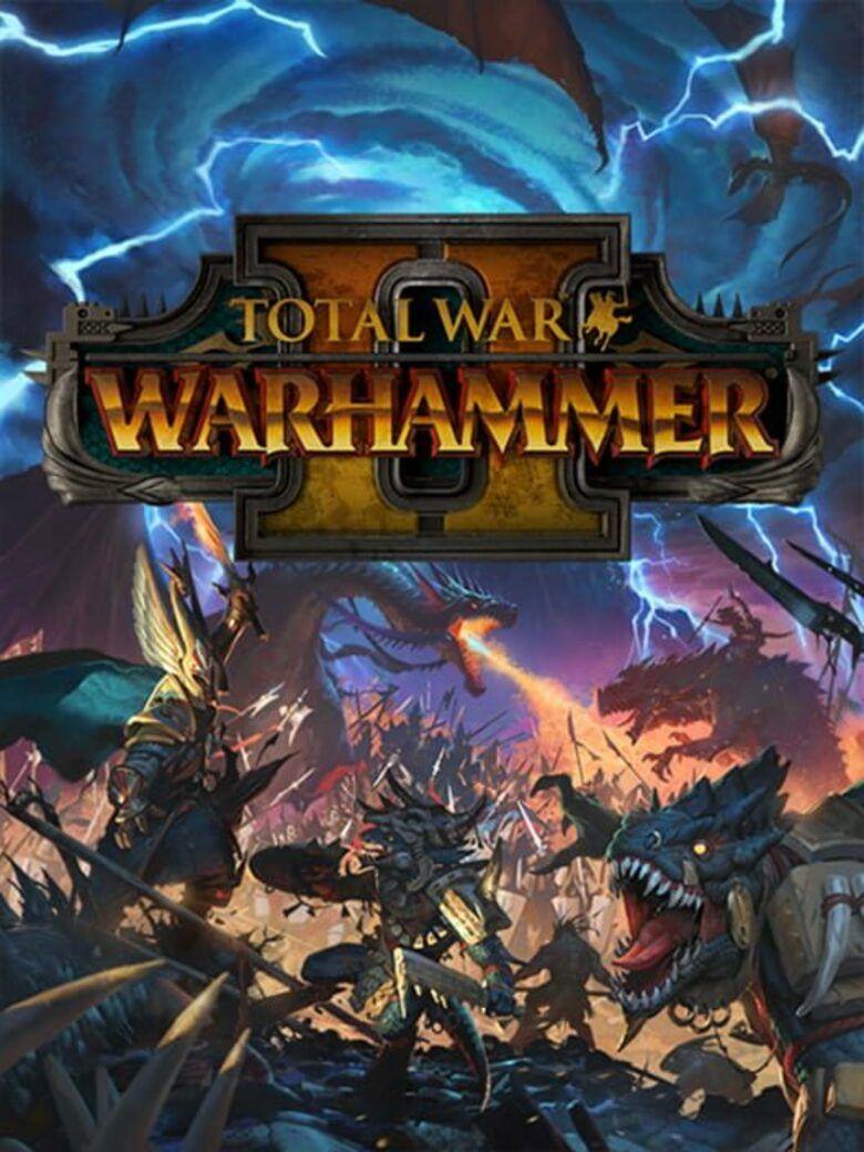 Warhammer total war 2 versión Europa steam
