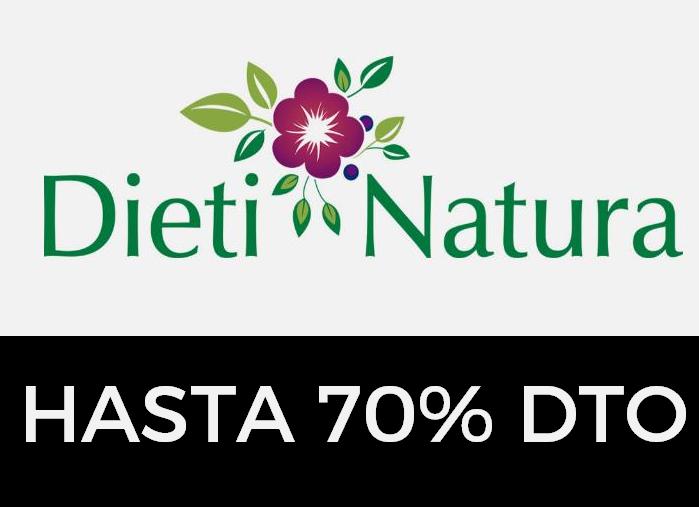 Black Friday en Dieti Natura con hasta un 70% de descuento