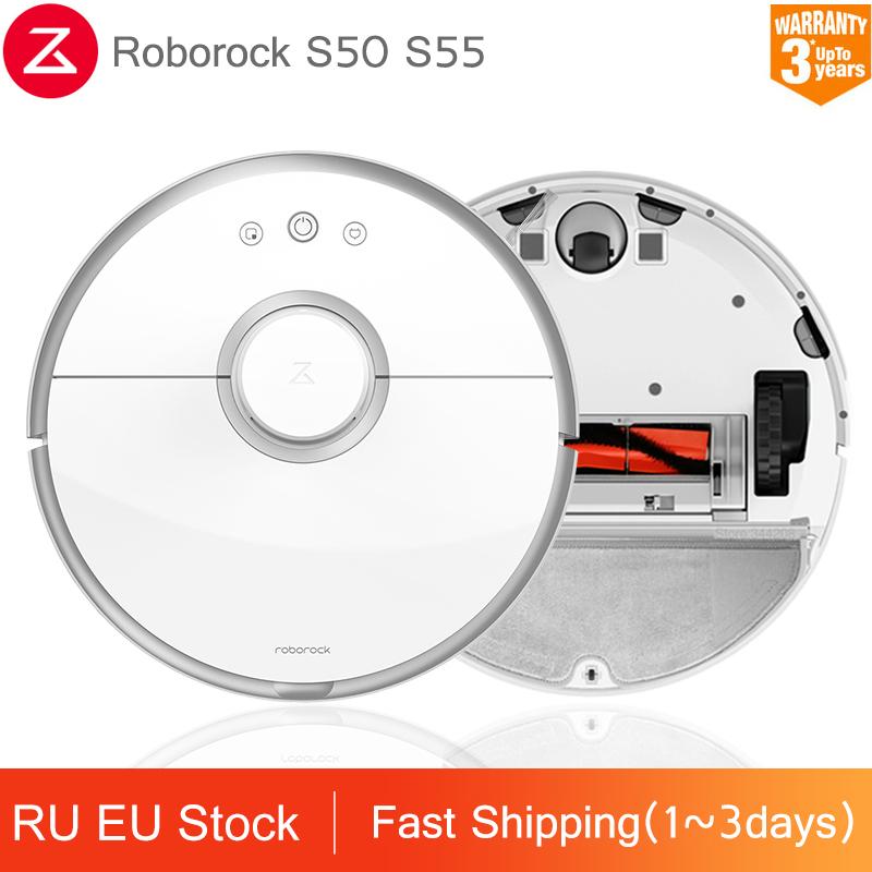 Roborock s50 vacuum 2 a buen precio