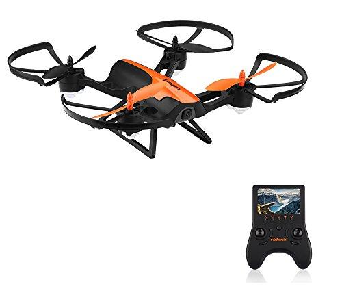 Dron Virhuck 5.8GHz WiFi FPV solo 31.5€