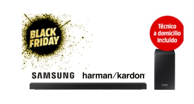 Barra de sonido – Samsung Harman Kardon HW-Q60R