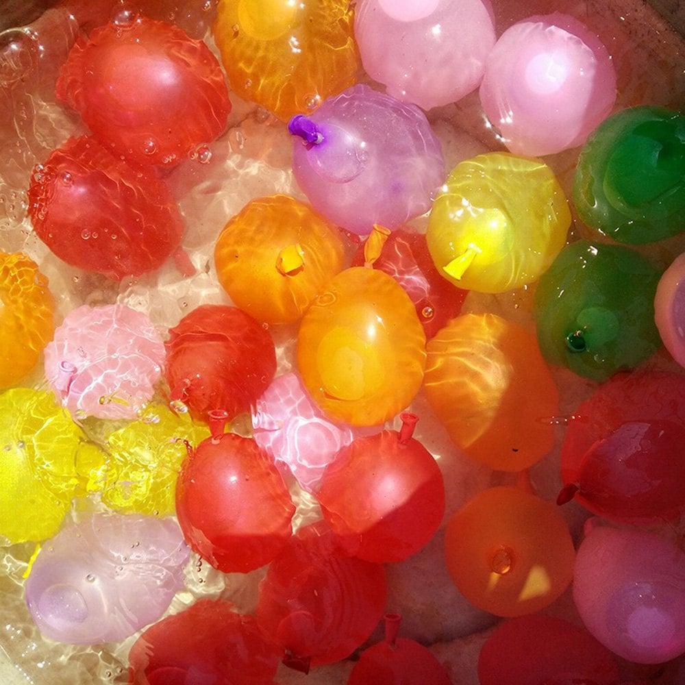 500 Mini globos de agua