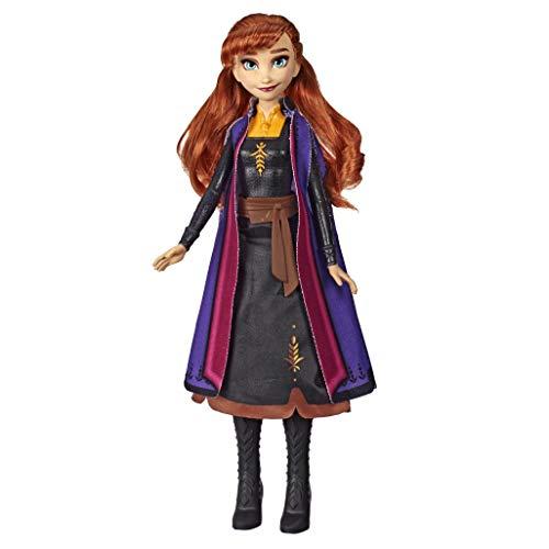 Muñeca Frozen 2 Anna Hasbro