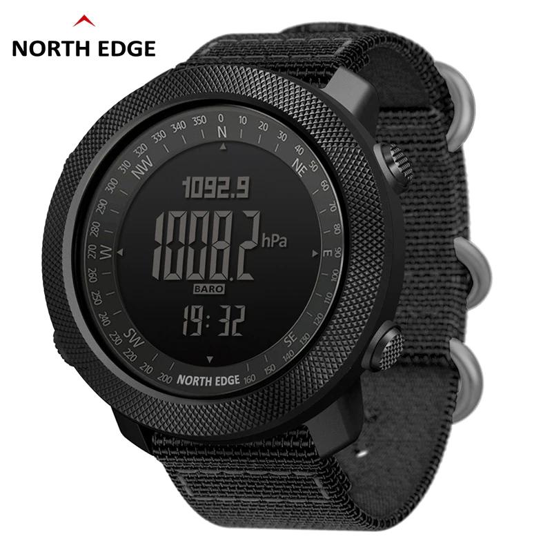 Reloj North Edge Apache Altímetro - Termómetro - Barómetro - Brújula - Podometro
