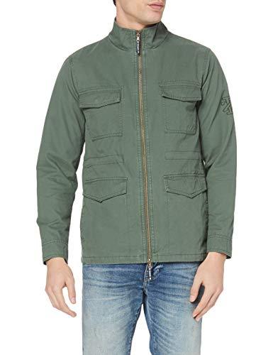 TALLA XL - Izod Field Jacket Chaqueta para Hombre