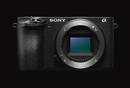 Sony a6500 (cuerpo) 4K – MÍNIMO HISTÓRICO (Amazon Italia)