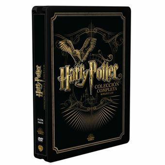 Pack Saga Harry Potter - Steelbook DVD