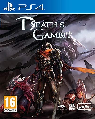 Death's Gambit (PS4, físico)