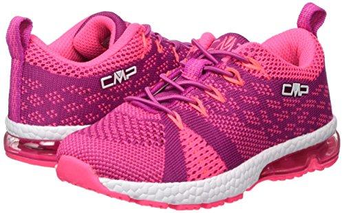 TALLA 30 - CMP Knit Fitness, Zapatillas de Deporte Unisex Niños