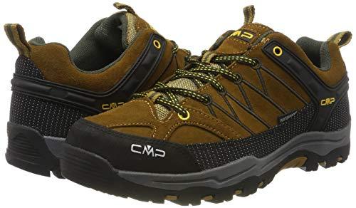 TALLA 38 - CMP Rigel, Zapatos de Low Rise Senderismo Unisex Adulto