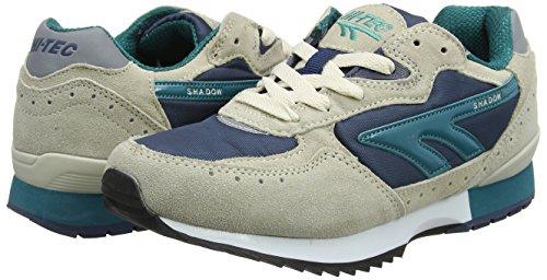 TALLA 42 - HI-TEC Shadow, Zapatillas para Mujer