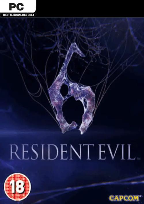[PC] Resident Evil 6 - Steam - ¡Casi regalado!