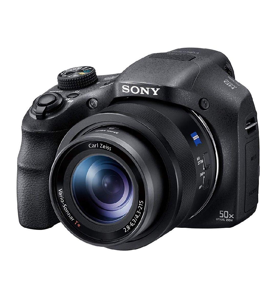 Sony DSC-HX350 - Cámara Bridge BionZ X de 20.4 MP y Zoom 50x