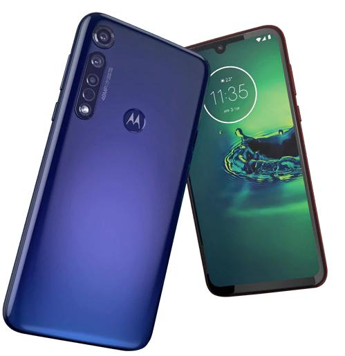 Motorola MotoG8 Plus