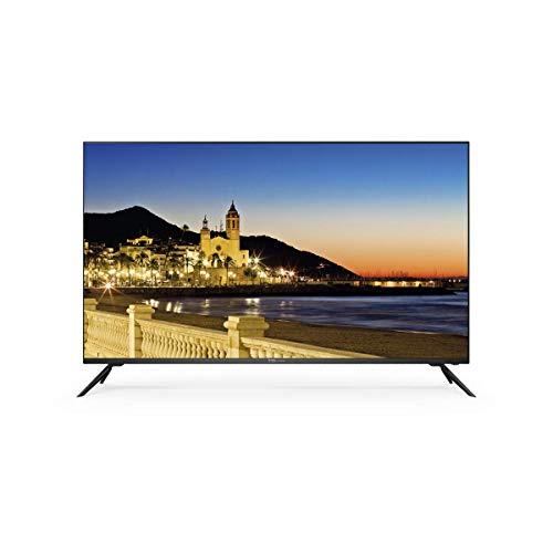 Televisor Led 50 Pulgadas Ultra HD 4K Smart, TD Systems K50DLX9US