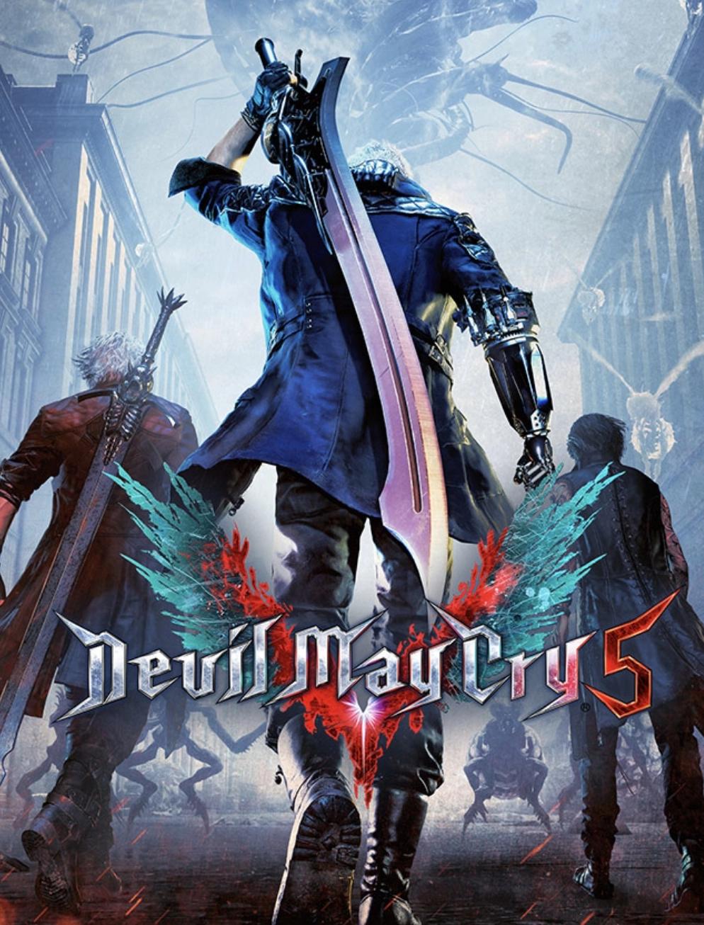 Devil May Cry 5 Steam Key A PRECIO DE RISA