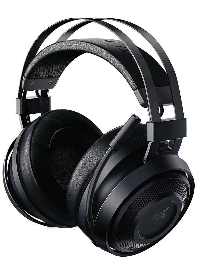 Razer Nari Essential - Auriculares Gaming inalámbricos REACO