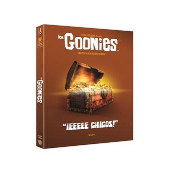 Los Goonies a un precio increíble en Blu-Ray ¿Qué más puedo decir?