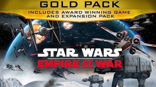 Star Wars Empire at War Gold pack para steam
