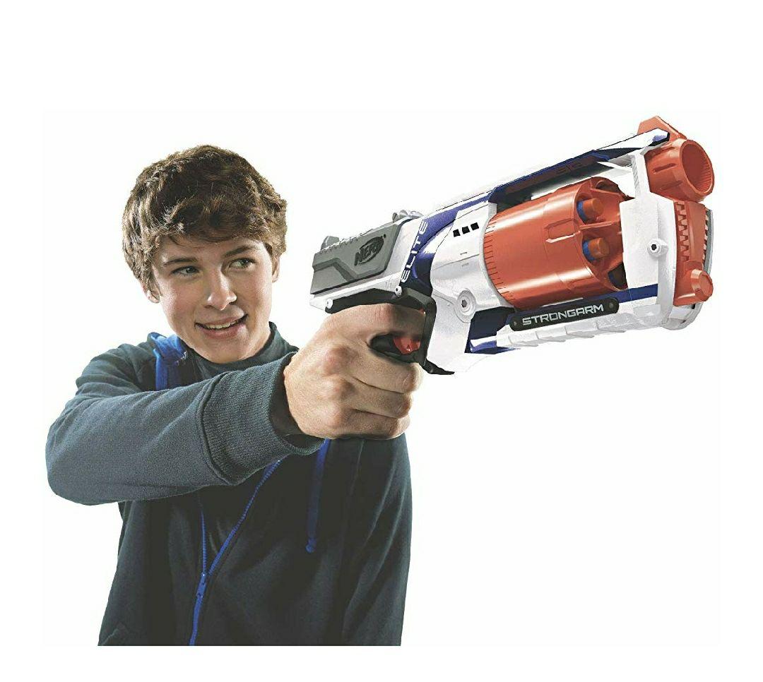 Pistolón NERF Strongarm Elite