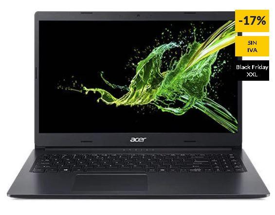 ACER Aspire 3 A315-54-5754 (15.6'' FHD, i5-10210U, 8 GB, 512 GB SSD)