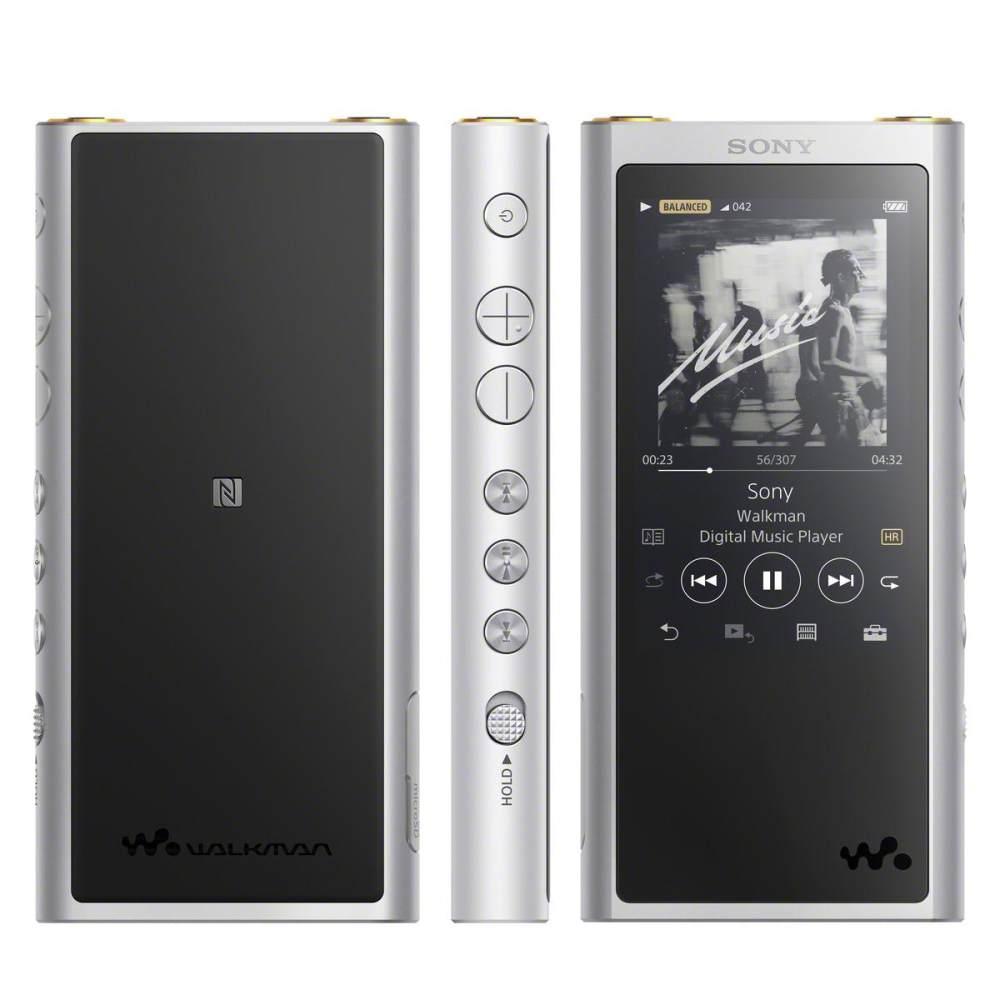 Sony Walkman Reproductor Hi-Res solo 313€