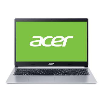 Portátil Acer Aspire 5 A515-54-75TX 15,6'' Plata