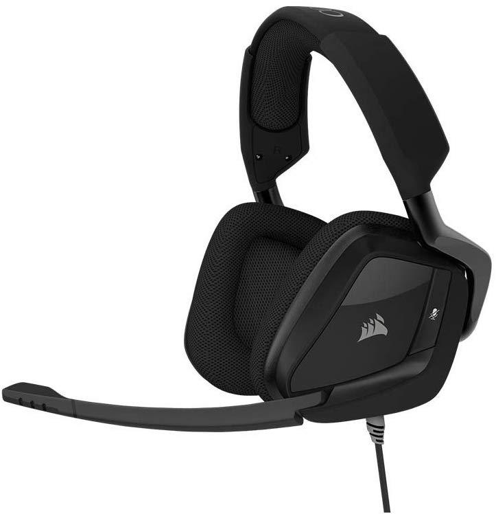 "Corsair Void Pro Auriculares Gaming 7.1 PC/PS4/XONE Reaco ""muy bueno"" Amazon"