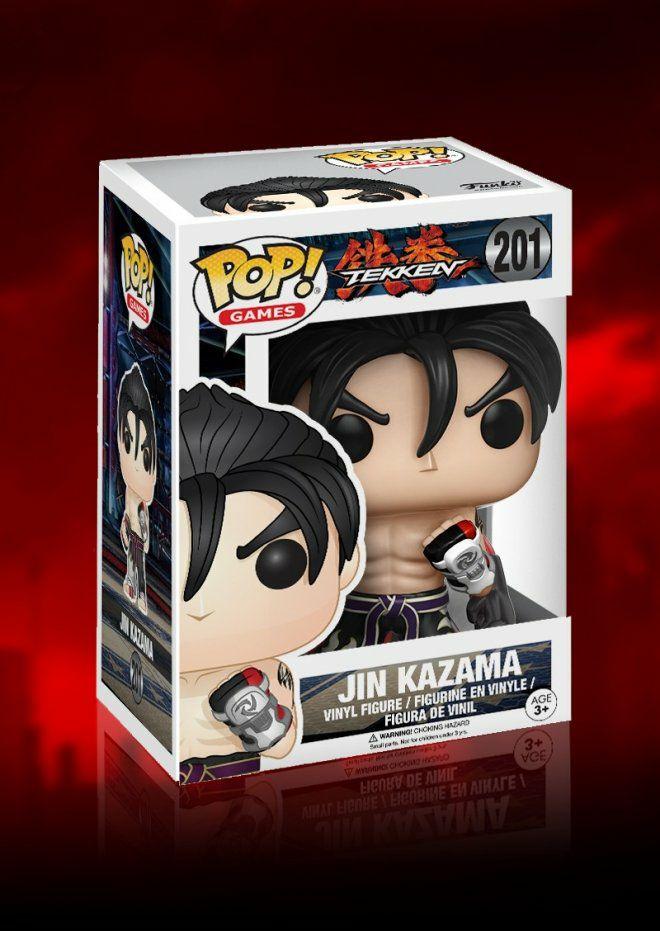 Chollazo coleccionista! POP! Jin Kazama