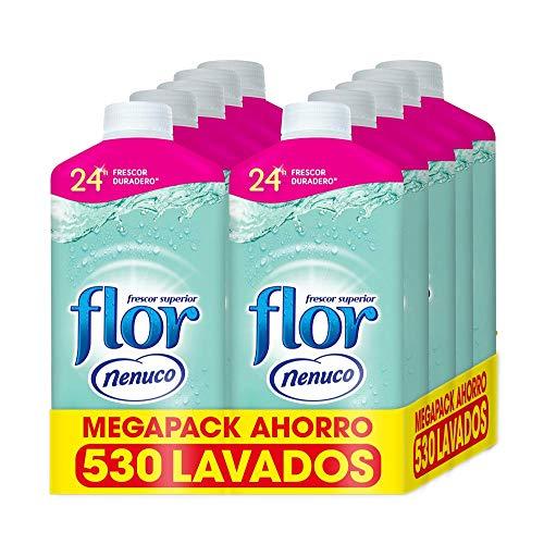 Buen precio Flor Nenuco Megapack 530 lavados