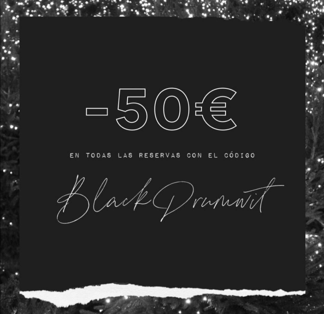 -50€ en Drumwit