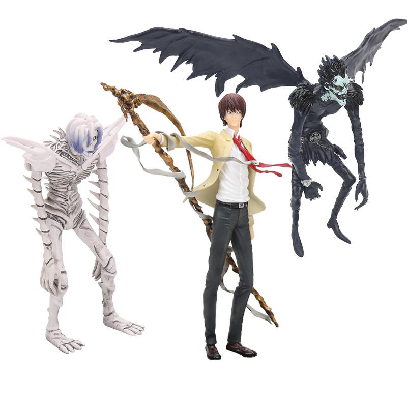 Figuras DeathNote 18 cm-15 cm
