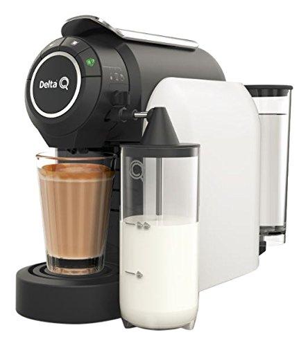 Cafetera Delta Q milkqool 1200W