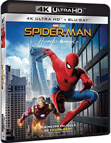 Spider-Man: Homecoming 4K UHD + BD