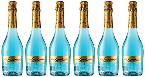 Don Luciano Blue Moscato Vino Espumoso. Pack 6 Botellas x 750 ml - Total: 4500 ml