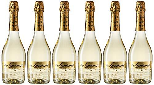 Don Luciano Chartmat Moscato Espumoso. 6 Botellas x 750 ml - Total: 4500 ml