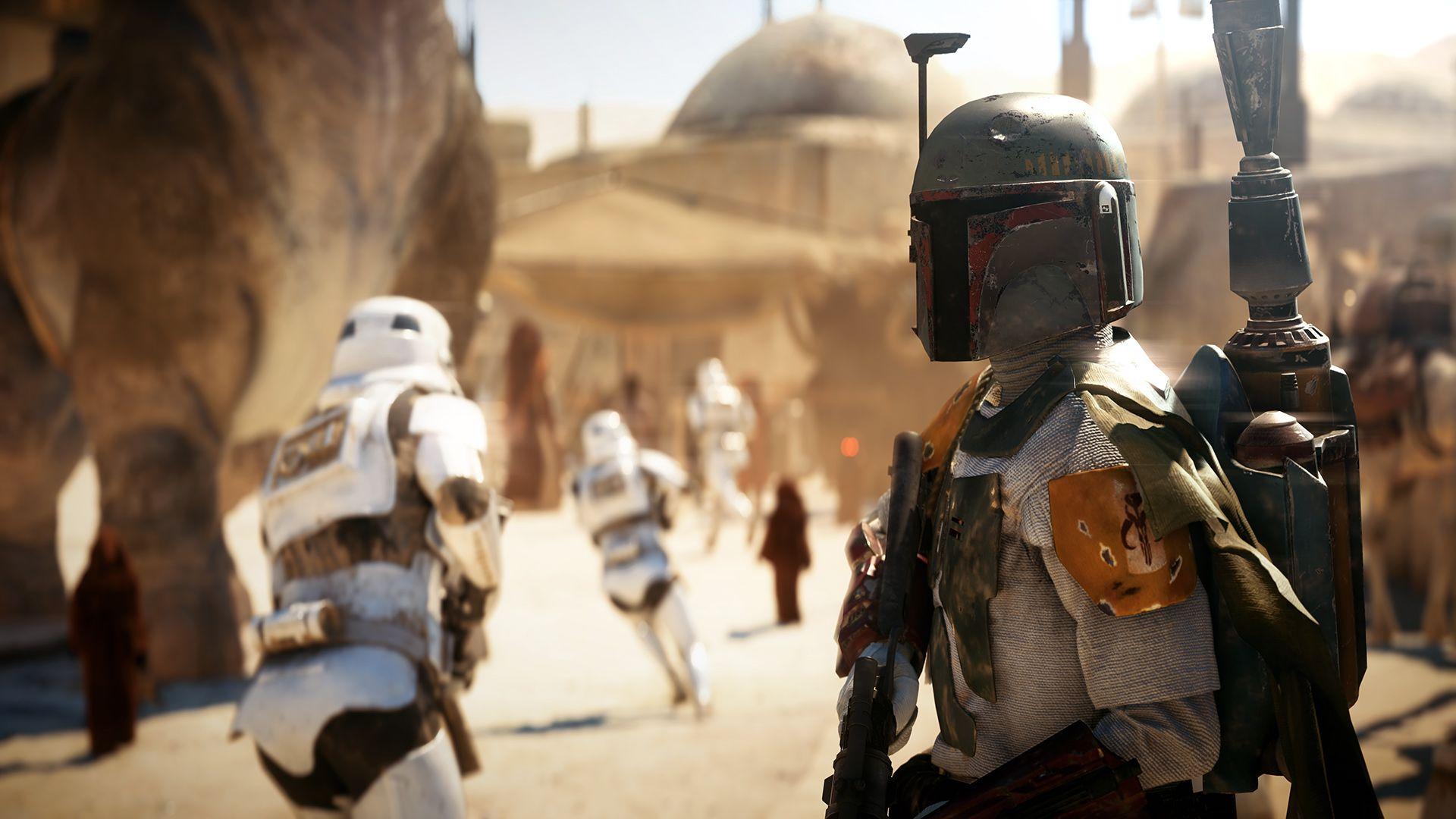 star wars battlefront 2 (2017) EA Games