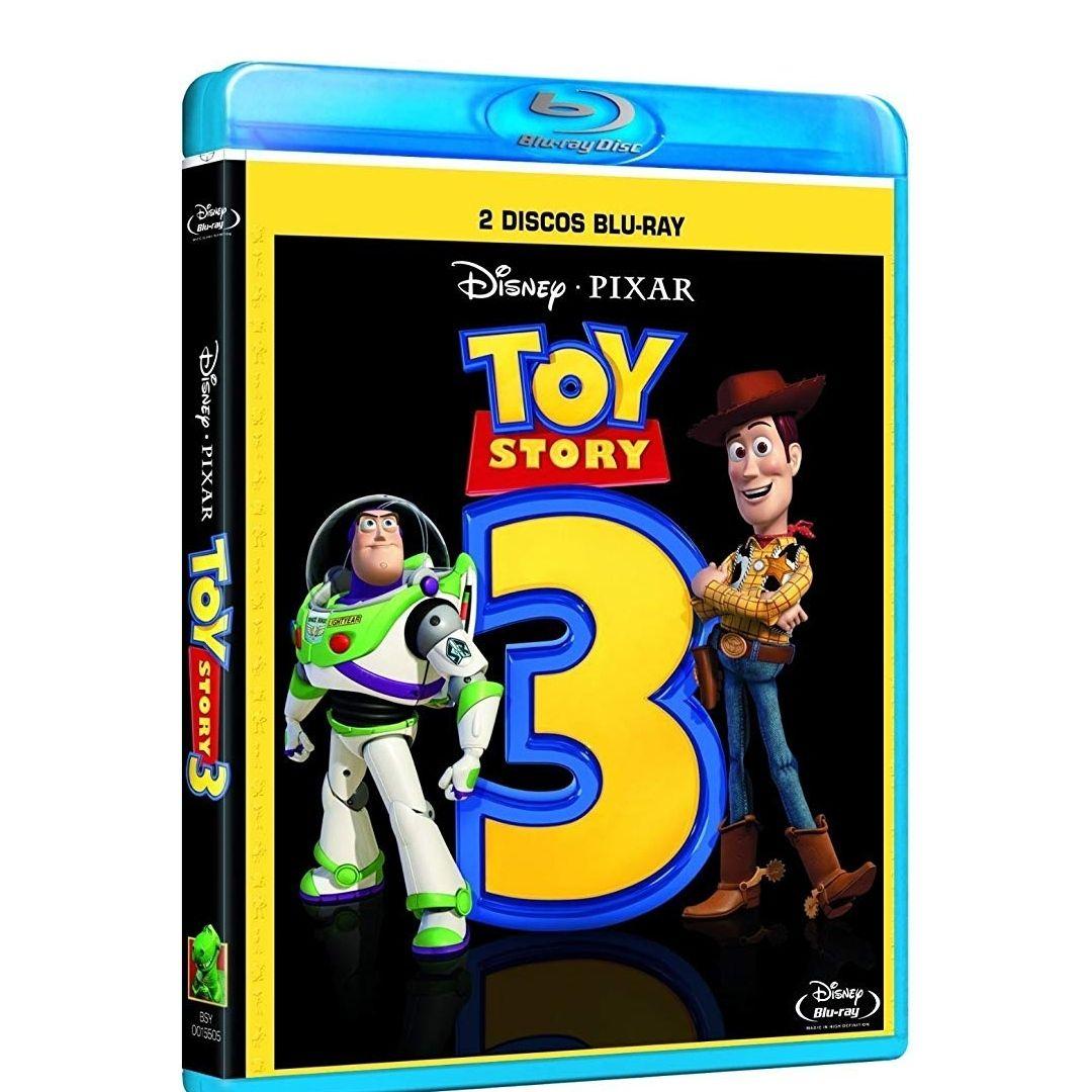 Toy Story 3 Blu-ray.