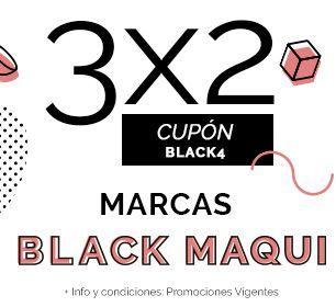 Black Maqui y hasta -30% coleccion de navidad en Revolution - Navidad 2019.
