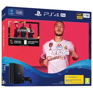 PLAYSTATION 4 PRO 1TB + FIFA 20 + FUT