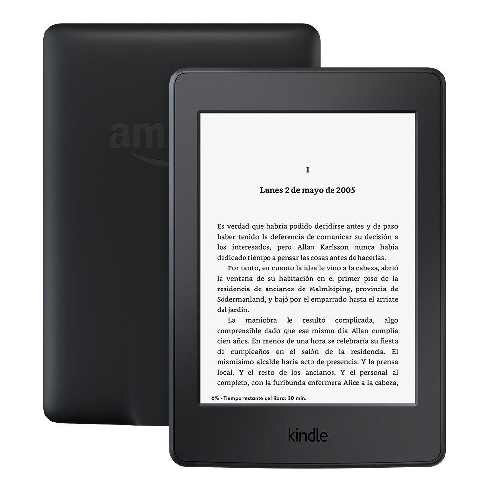 Kindle PaperWhite Con luz y WiFi solo 99€