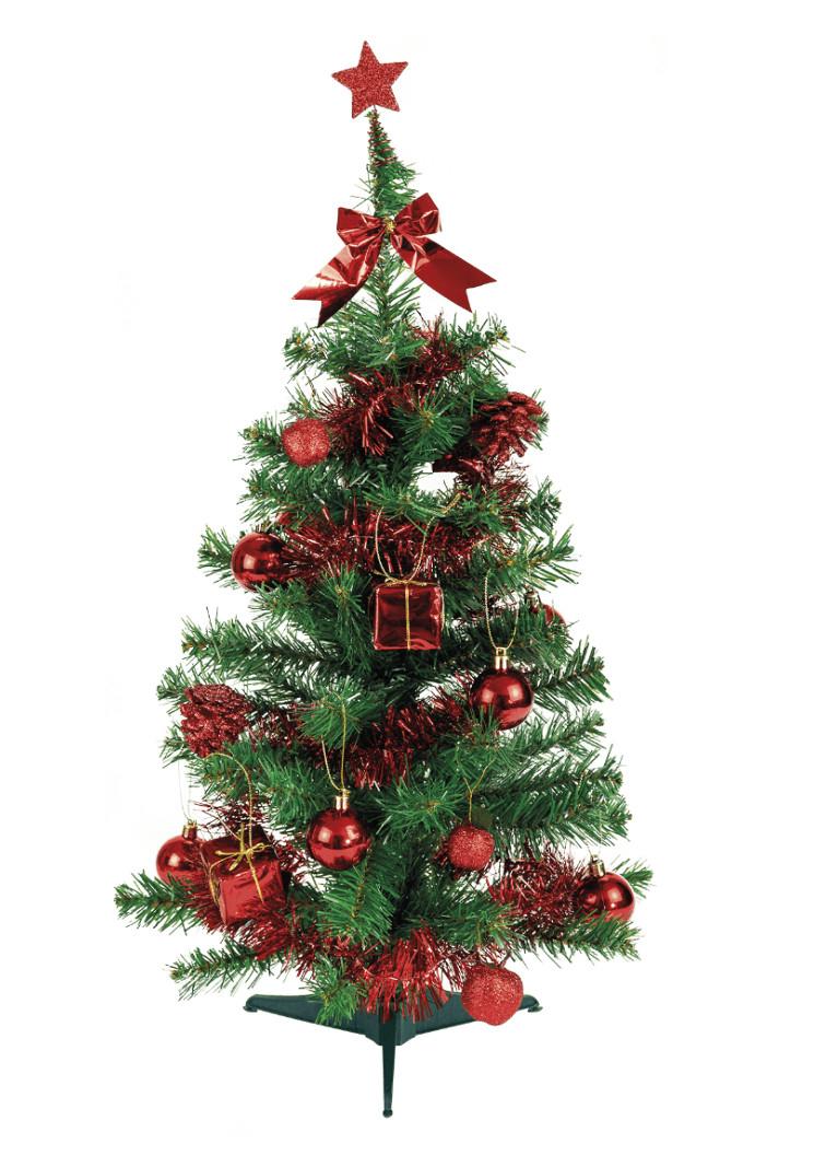 ALDI: Árbol de Navidad de 60 cm con decoración por sólo 7,99€