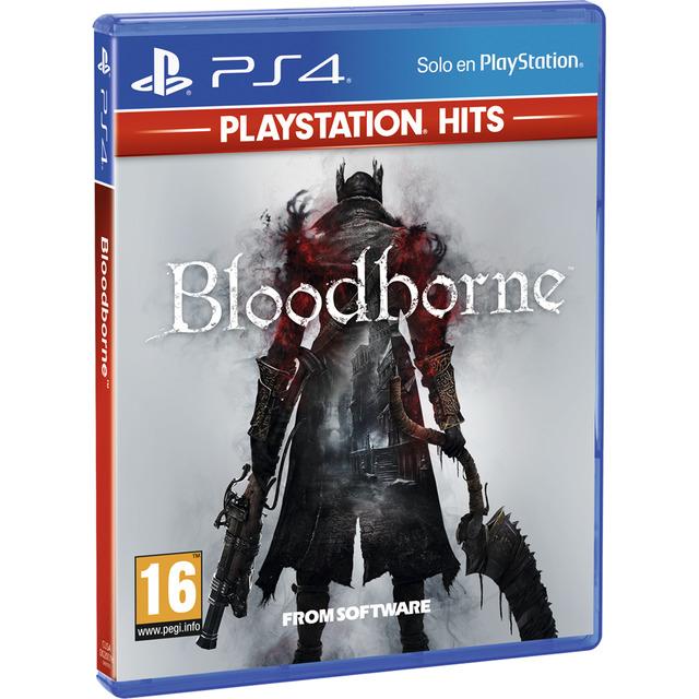 Bloodborne (PS4, Físico)