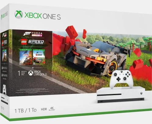 Xbox One S con lector - con 2 Mandos, o con Juegos