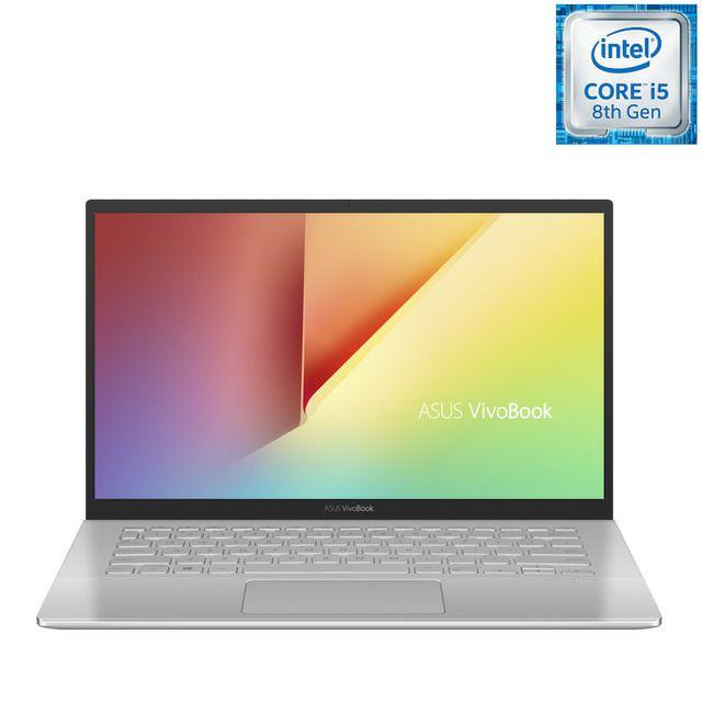 Portátil ASUS VivoBook 14 S420FA-EK139T, i5, 8 GB, 512 GB SSD